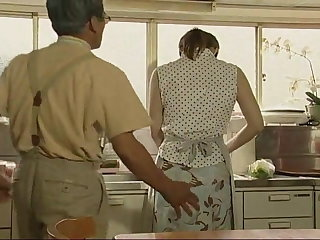 Piercing Japanese wife2