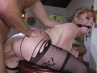 South African PAWG Penny Pax's Anal Punishment