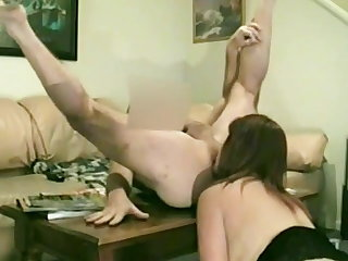 Australian Sweet Slut loves to rim male ass hole out