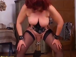 Hogtied german matures labia extreme stretched