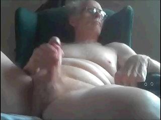 Dad grandpa cums high