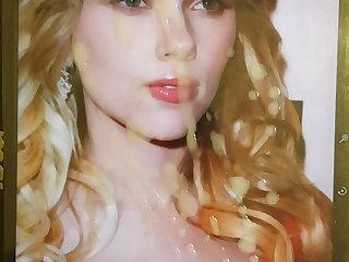 Scarlett Johansson cumtribute Scarlett Johansson