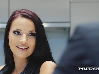Private.com - Willing Gina Gerson Gets Ass Fucked! Gina Gerson
