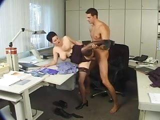 Saggy Tits Daniele German Big Tits Secretary