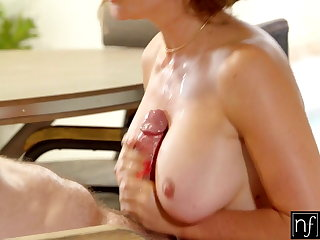 NFBusty- Playing Hooky So She Can Fuck Brother's Friend!