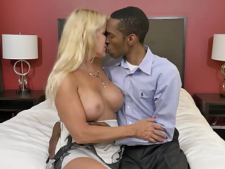 Sexy grannies love young boys