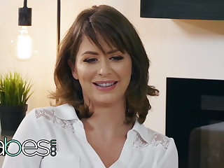 Serbian Mick Blue Emily Addison - The Sessions  Part 12 - BABES