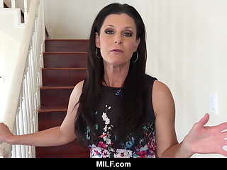 MILF - India Summer Tests  Mother's Fiance India Summer