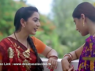 Indian desi lesbian scene in latest indian web series