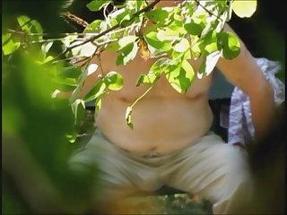 Threesomes DZIADKI W LESIE 6