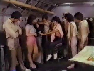 Pussy Supergirls Do The Navy (1984) - Raven, Taija Rae