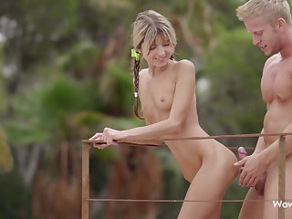 WOWGIRLS, Gina Gerson Pampered with Amazing Foreplay Gina Gerson