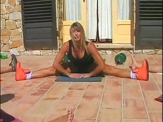 Yoga French Emerald