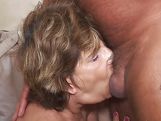 all deepthroat with 79 year old mom