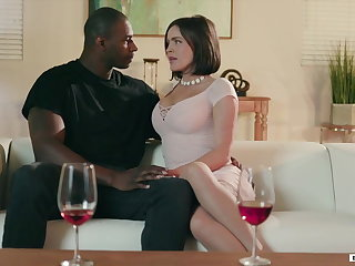 VR Porn Cheating wife has good sex while cuckold loser is away