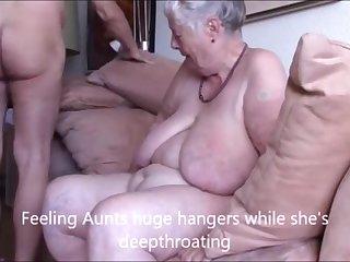 Grannies Lange Oma-Euter