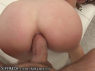 Castings Tight Babe Takes Rocco Siffredis Big Dick to Stretch Asshole